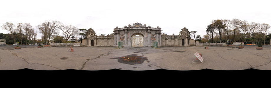 Dolmabahce Sanal Tur
